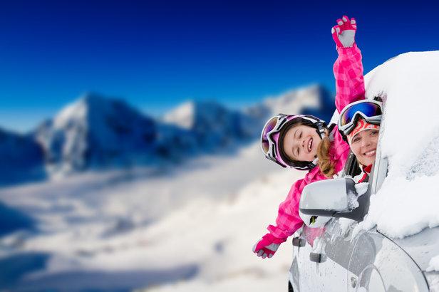 transport vers les stations de ski - ©Gorilla - Fotolia.com