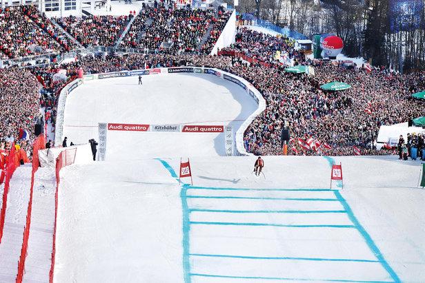 Großes Rennsportwochenende in Kitzbühel: 76. Hahnenkammrennen steht bevor - ©Medialounge