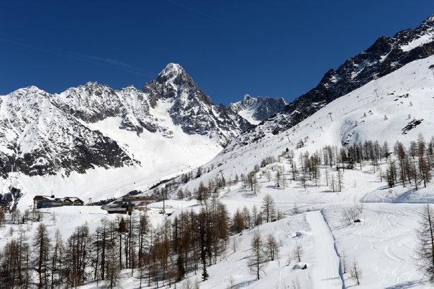Domaine skiable des Grands Montets - ©La Compagnie du Mont-Blanc