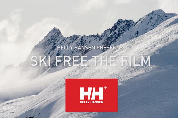 Ski Free: Helly Hansen y su película freeski - ©Helly Hansen