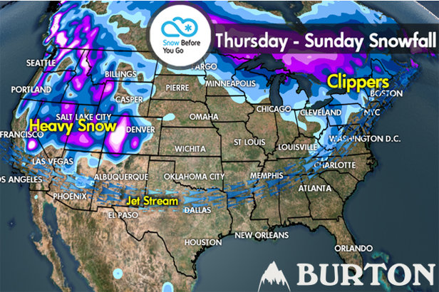 Snow Before You Go: 1/27/16 - ©Meteorologist Chris Tomer