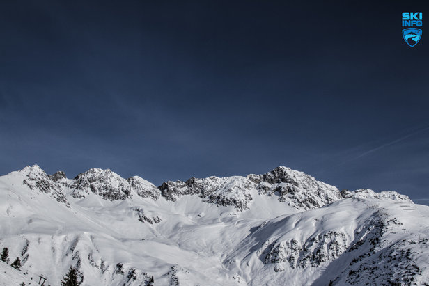 Imposantes Freeride-Gebiet: der Arlberg - ©Skiinfo