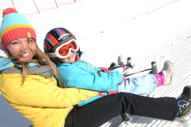 Sulla neve con i bimbi?  7 località family-friendly del Trentino - ©Visittrentino.it