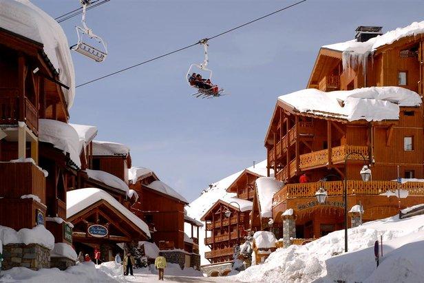 Nejlepším střediskem, oceněným v rámci World Ski Awards 2016, se stalo francouzské Val Thorens - ©OT Val Thorens/M.Berenguer