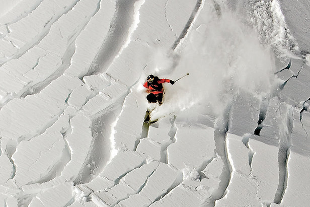signes avant-coureurs avalanche - ©Mark Gallup