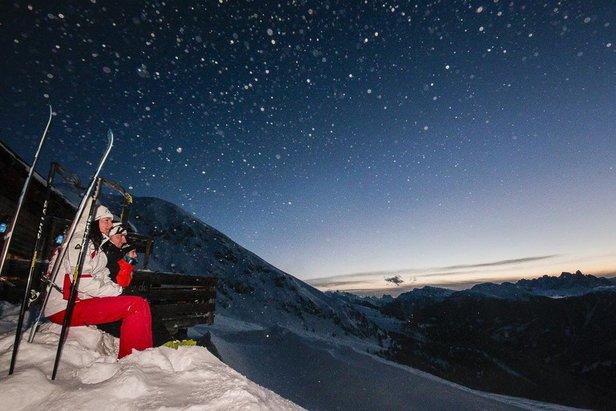 Sciare di notte in Val di Fiemme - ©Val di Fiemme