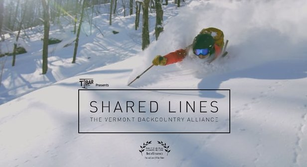 Vermont Backcountry Skiing and Riding - ©T-Bar Films