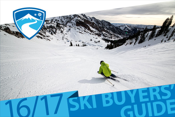 2016/2017 OnTheSnow Ski Buyers' Guide - ©Liam Doran