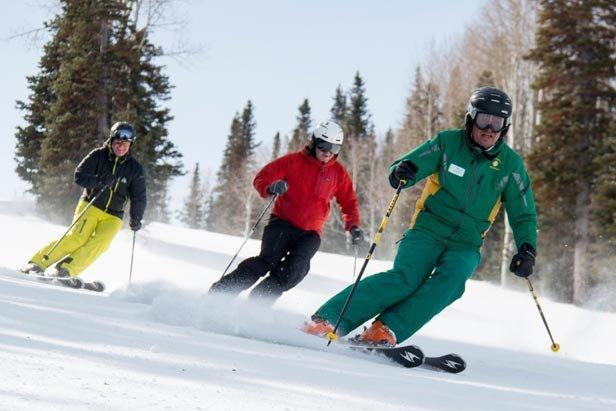Men's Weekend Ski Clinic - ©Three Full Days