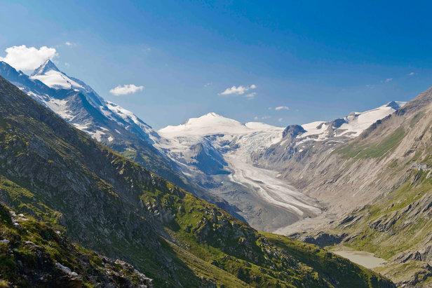 ÖAV Gletscherbericht 2015: Starke Gletscherrückgänge im Hitzesommer 2015 - ©Alpenverein/N. Freudenthaler