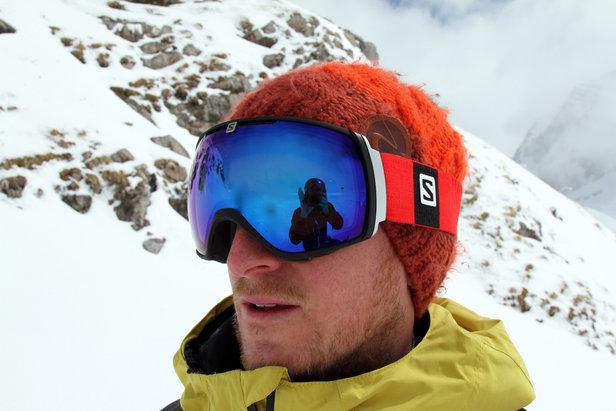 Test lyžiarskych okuliarov Salomon XT ONE - ©Skiinfo