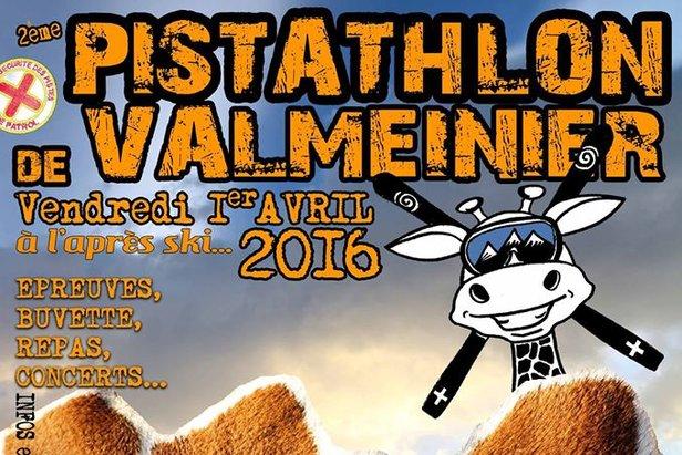 Pistathlon 2016 à Valmenier