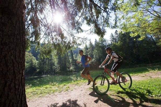 Estate a San Martino di Castrozza: trekking, mountain bike o canyoning? - ©Alessandro Trovati