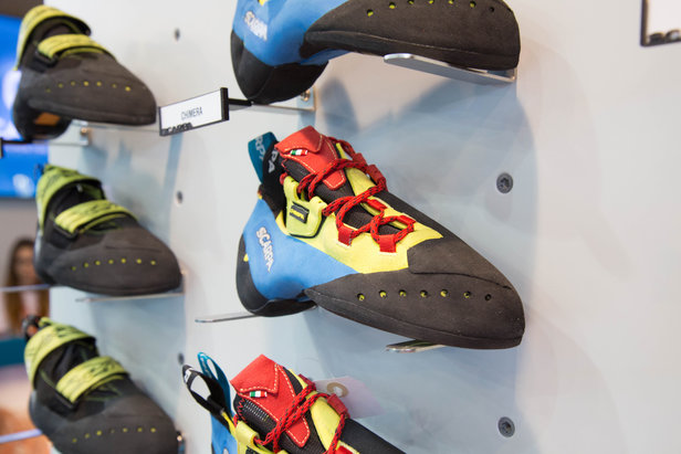 Neues Kletterequipment für 2017: Hartware, Kletterschuhe, Seile & mehr - ©Bergleben.de