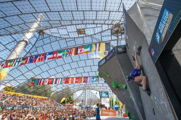 Tokio 2020 lässt grüßen: Japaner dominieren Boulder-Weltcupfinale in München - ©DAV / Marco Kost