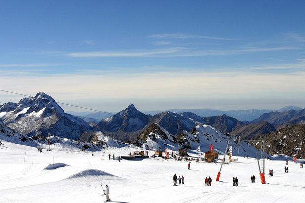 Après l'hiver, place à l'été aux 2 Alpes... - ©OT Les 2 Alpes - Boulgakow