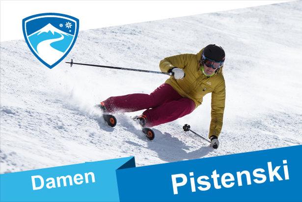 Carving-Ski Test 2016/2017 Damen: Sportliche Frauenski für die Piste - ©Skiinfo