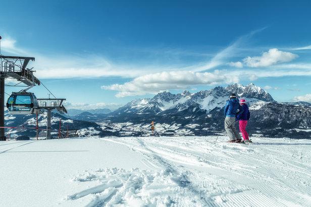 Nå får du Trysil, Hemsedal og Alpene på samme sesongkort - ©SkiStar