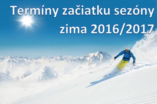 Termíny začiatku sezóny 2016/17 - kedy otvárajú najväčšie európske lyžiarske strediská? - ©Jag_cz - Fotolia.com