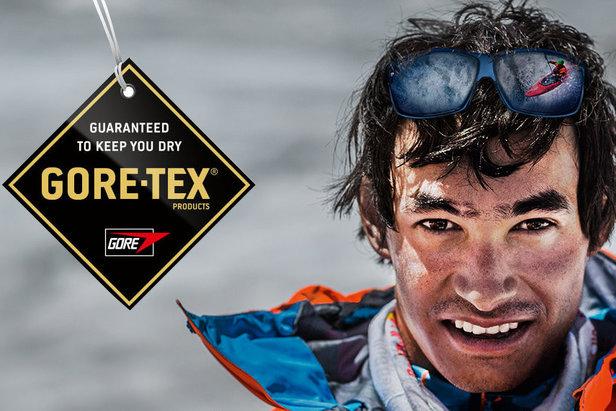 #GORETEX40 : une campagne pour fêter les 40 ans de GORE-TEX® - ©GORE-TEX®
