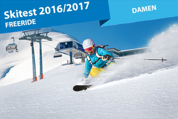 Freeride Ski Test 2016/2017 - ©mRGB