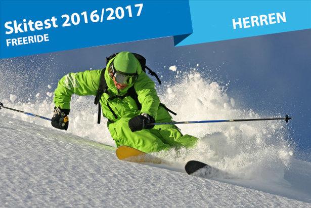 elf freeride ski f r herren 2016 2017 im test. Black Bedroom Furniture Sets. Home Design Ideas