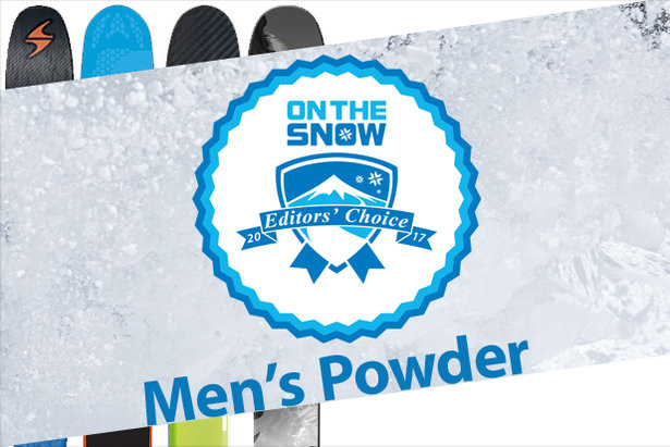 Men's Powder 16/17 Editors' Choice