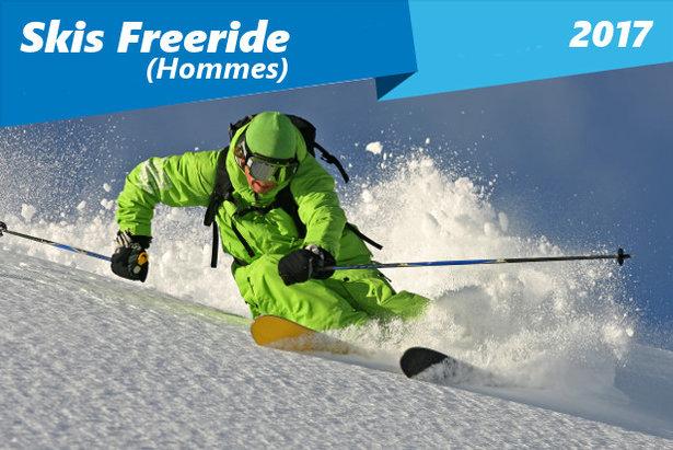 skis freeride 2017 (modèles hommes) - ©stefcervos