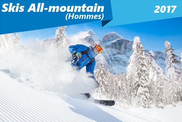 skis all mountain 2017 (modèles hommes) - ©Lukas Gojda