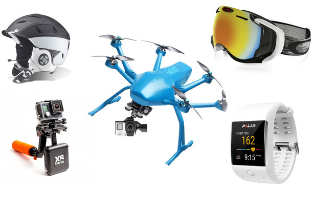 10 idées cadeaux High Tech pour skieur geek