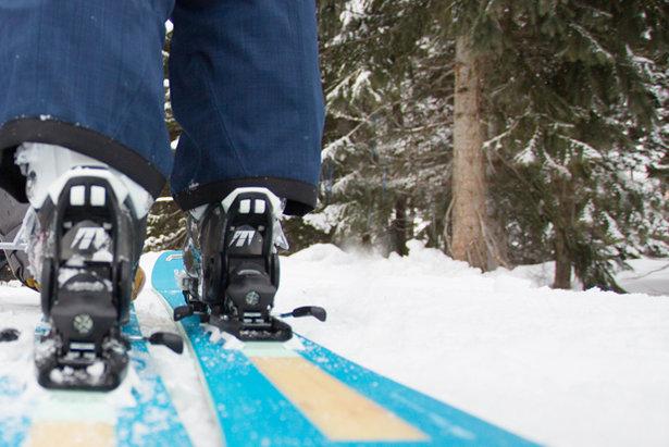 16/17 women's ski pants - ©Cody Downard Photography