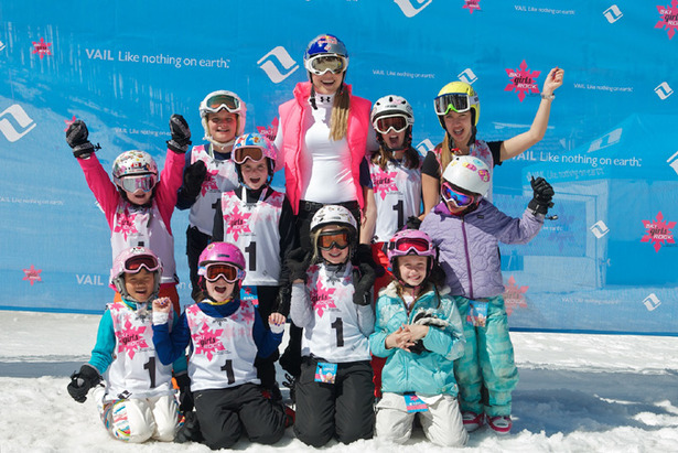 Vail Vonn Girls