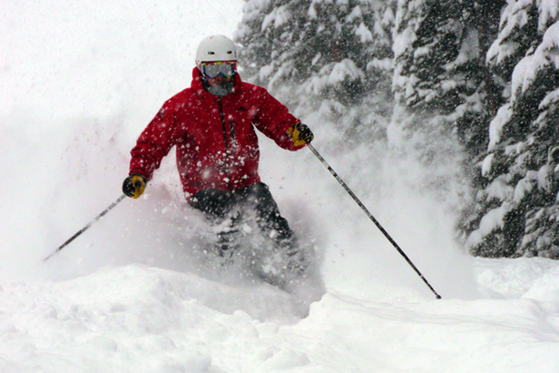 Marmot Basin Powder March 2012
