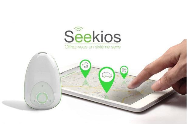 Balise GPS Seekios