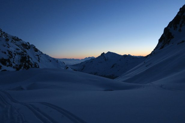 Haute Route fra Chamonix til Zermatt - ©Øydis Kristine Flateby