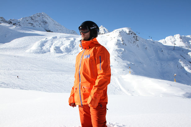Im Test: Helly Hansen Ridge Shell Jacket - ©Skiinfo