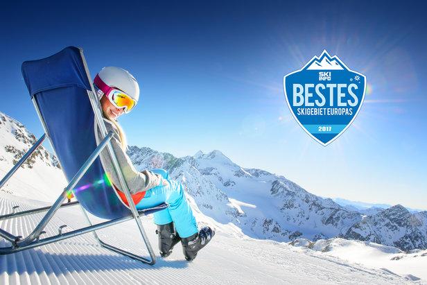 Der Skiinfo Skigebietsaward: Jetzt abstimmen und Top-Preise gewinnen! - ©dell_Fotolia