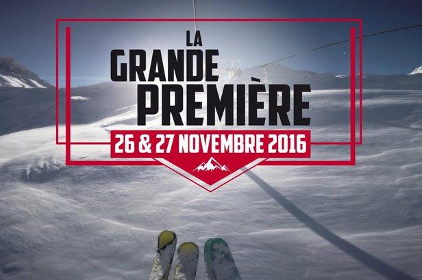 La Grande Première, le premier rendez-vous de la saison à Val Thorens