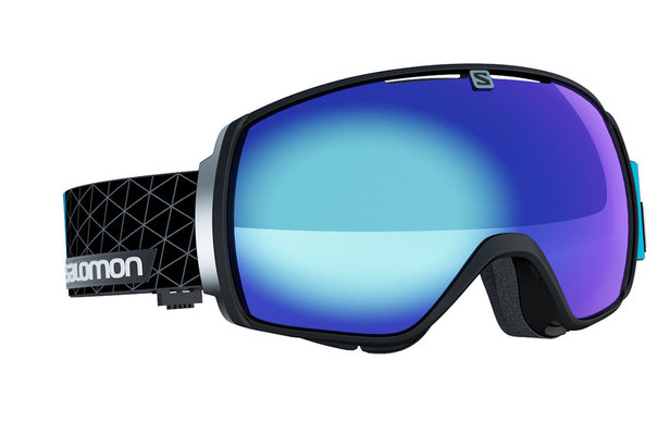 Masque Salomon XT One Blk-Blue/Univ Mid Blue