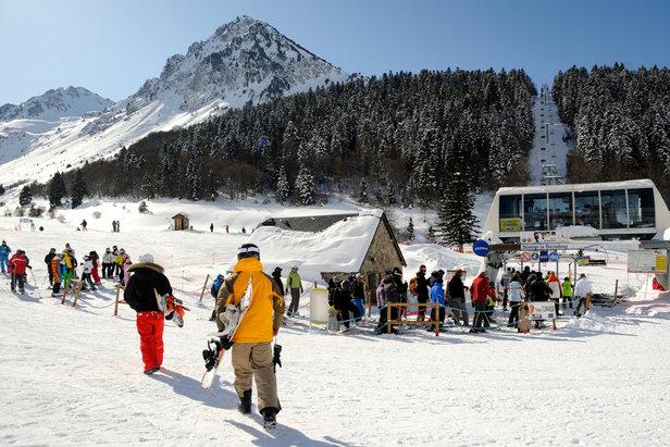 Projets aménagement domaine skiable grand tourmalet - ©Office de Tourisme du Grand Tourmalet