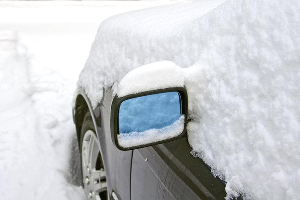 retour de la neige - ©Andrius Gruzdaitis - Fotolia.com