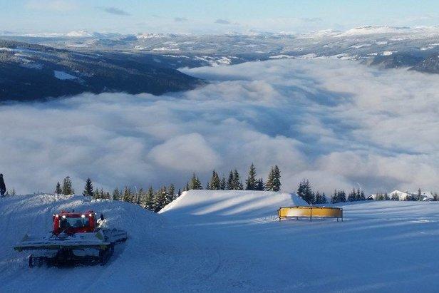 Hvor bør du dra på ski i helgen?  - ©Hafjell Alpinsenter