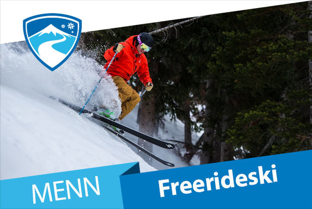 Test av freerideski for menn 2016/2017. - ©Liam Doran