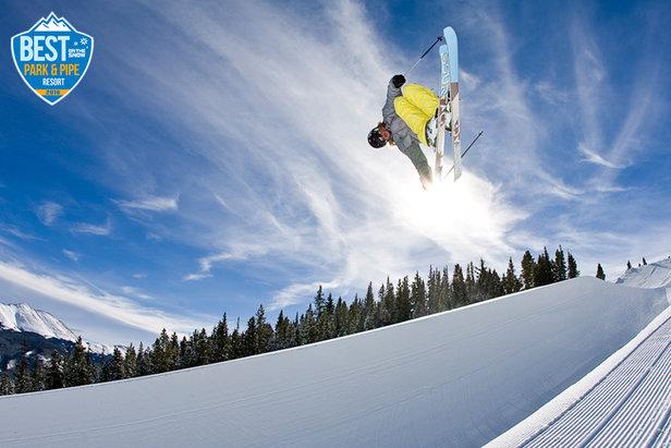VCA header Breckenridge Ski Resort  - ©Breckenridge Ski Resort