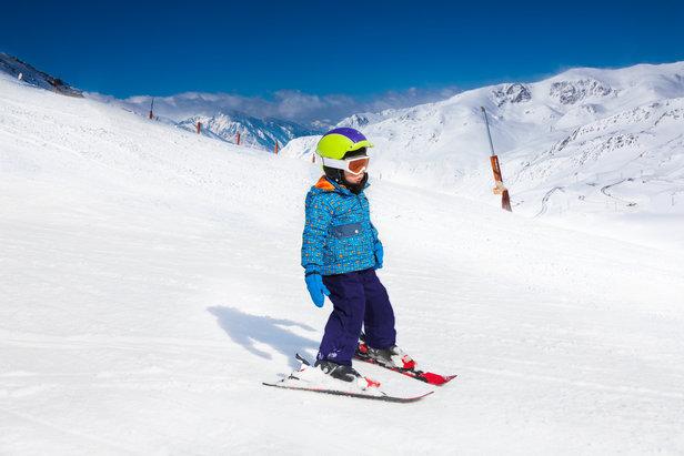 Ikke kjøp for lange ski til å begynne med. - ©Sergey Novikov