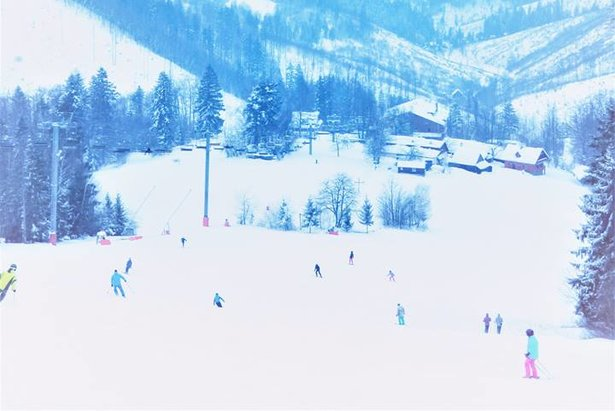 Ako vyzerá prvá lyžovačka na slovenských horách? - ©Facebook Snowparadise Veľká Rača Oščadnica