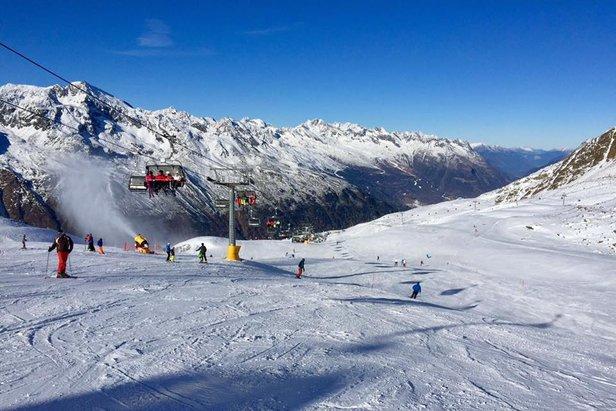 Weekly Snow Report 7/12/16 - ©Obergurgl-Hochgurgl