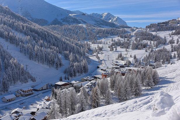 Bollettini neve in aggiornamento! - ©Vialattea.it