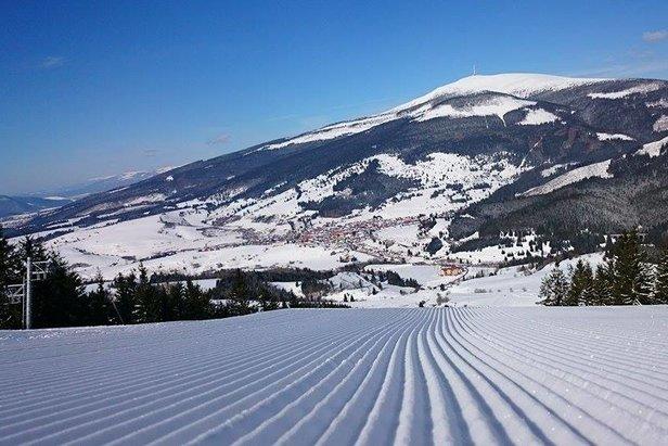 Schneebericht vom 08.12.2016: Skibetrieb ja, Schneefall nein! - ©Ski Telgárt