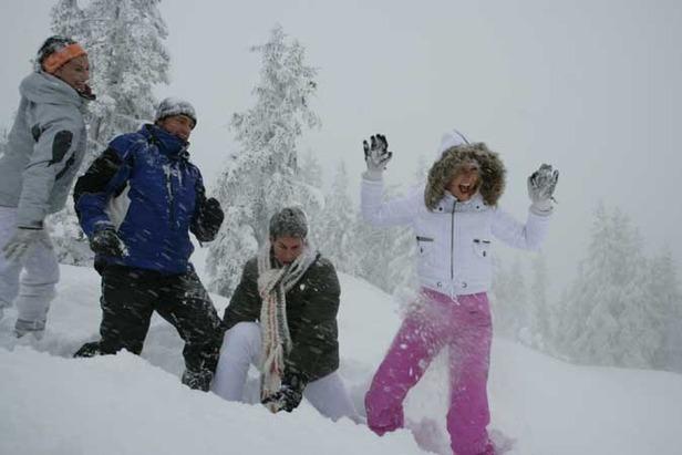 Wildschönau Expects Heavy Snow